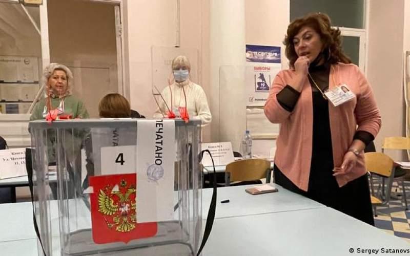 در انتخابات روسیه تقلب شد