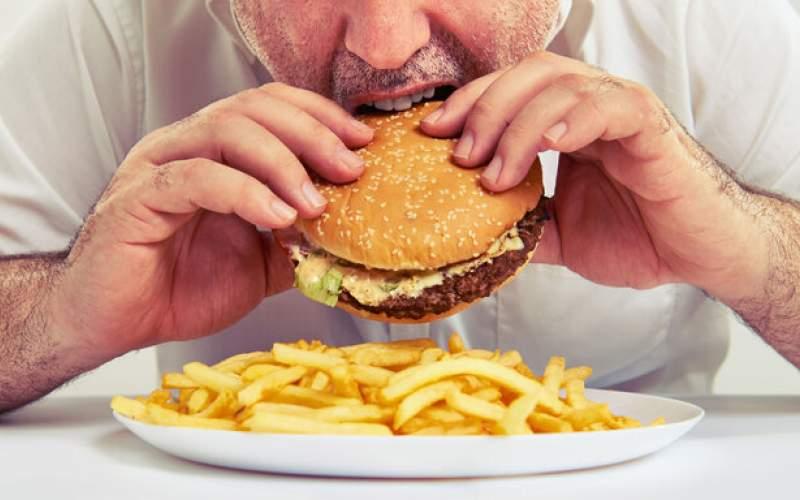 پرخوری تنها عامل چاقی نیست
