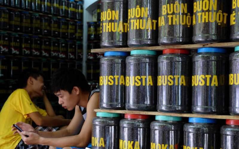 قرنطینهکروناییدر ویتنام قیمتقهوه را افزایش داد