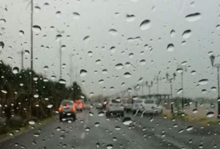 ۵ روز بارندگی در برخی نقاط کشور