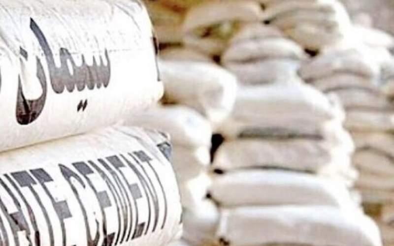 هر پاکت سیمان زیر ۲۵ هزار تومان قیمت خورد