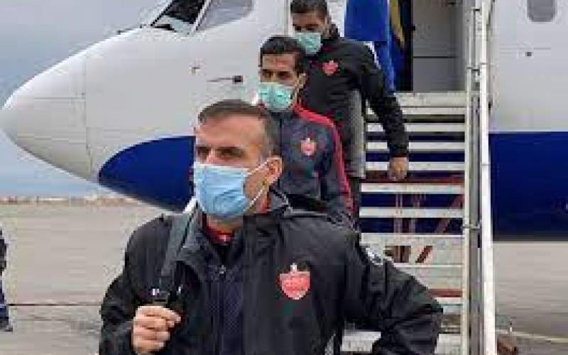 پرسپولیسبدون ملیپوشانراهیعربستان میشود