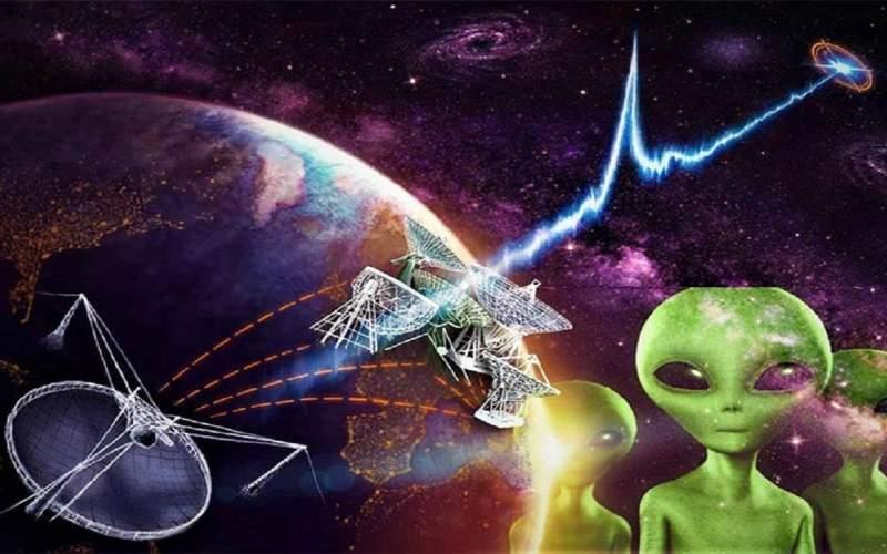 ادعایعجیب مردی درباره ارتباط با آدم فضاییها