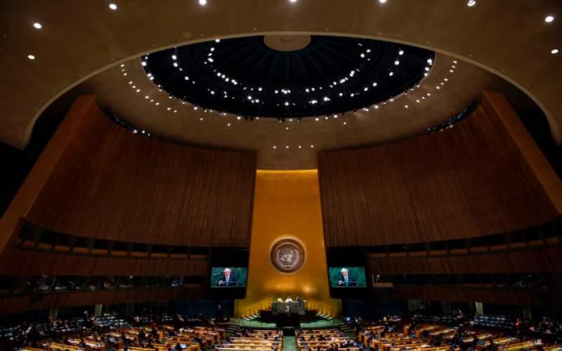 رهبران واکسن نزده به سازمان ملل نروند
