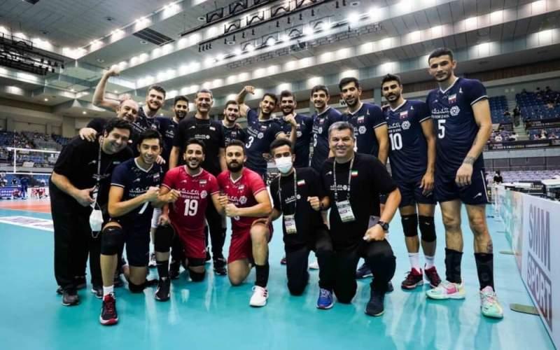 قهرمانی والیبال ایران در آسیا؛ انتقام المپیک و شکستن طلسم فینال