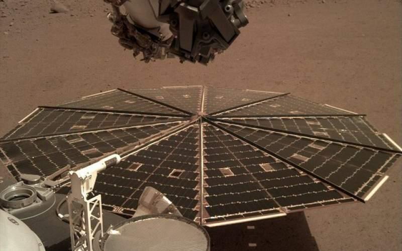 """بیش از ۱۰۰۰ روز حضور """"اینسایت"""" در مریخ"""