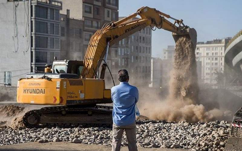 وجود ۵۰ پروژه نیمه تمام در تهران