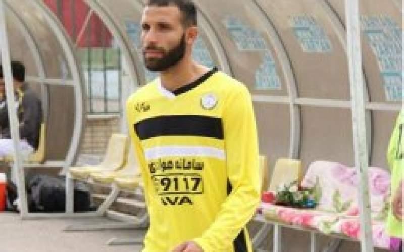 مرگ ناگهانی و دلخراش فوتبالیست بوشهری