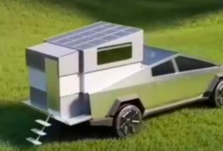 رونمایی از محصول آینده  خودروسازی تسلا