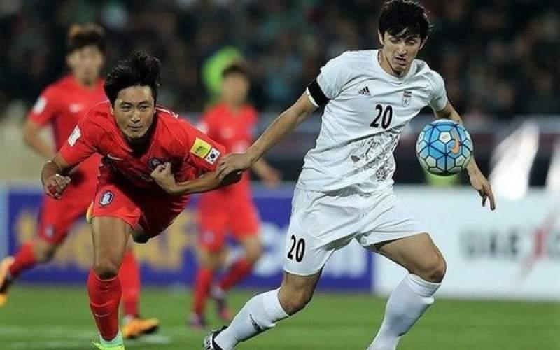 خبر خوش درباره بازی ایران و کره جنوبی