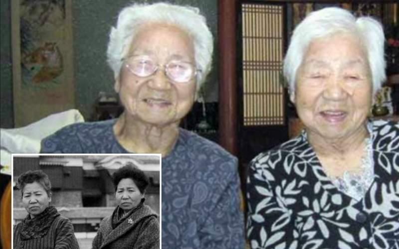 پیرترین دوقلوهای جهان در گینس ثبت شدند