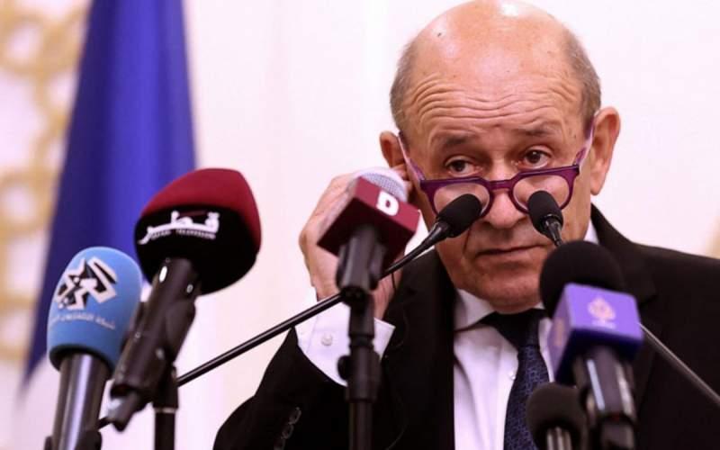 فرانسه: زمان علیه ایران عمل میکند