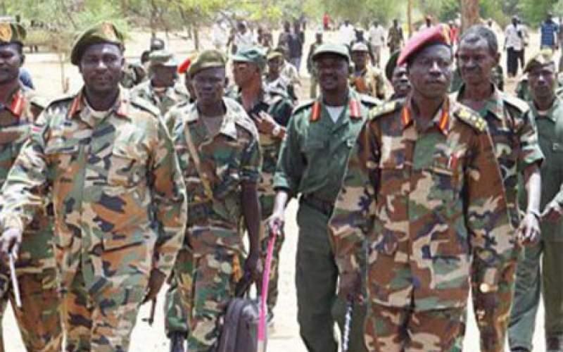 وقوع کودتای نافرجام در سودان