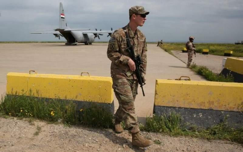 استقرار   ۲۰۰۰ نظامی آمریكایی در عراق