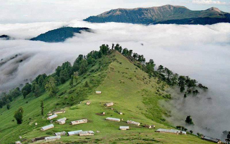 تصاویری زیبا از استان گیلان