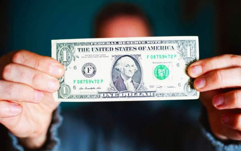 ارزش دلار کمی مقابل دیگر ارزها کاهش یافت