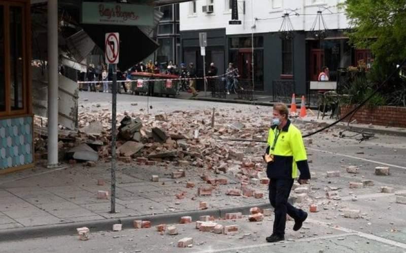 وقوع زلزله ۶ ریشتری در استرالیا