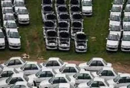 ۱۴۰هزار خودرو ناقص در پارکینگ خودروسازها
