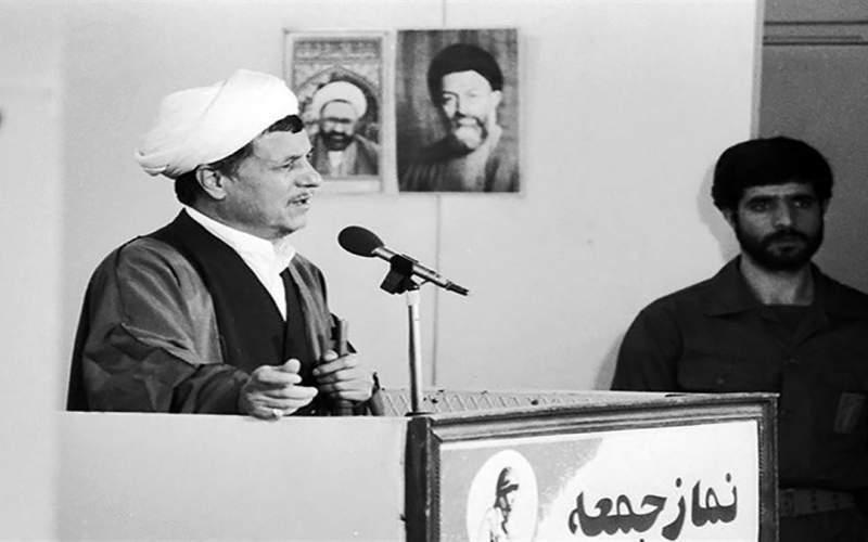 سانسور هاشمی در هفته دفاع مقدس