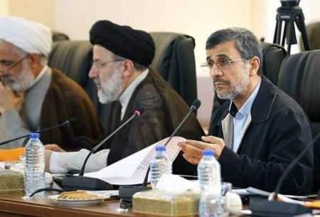 نکند رئیسجمهور احمدینژاد است؟