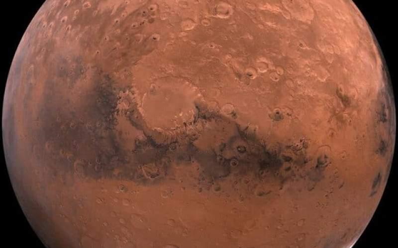 مریخ برای سکونت زیادی کوچک است