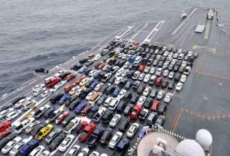 مخالفت شورای نگهبان با واردات خودرو
