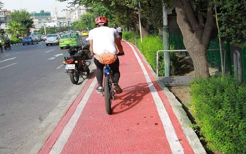 بازنگری در پروژههای دوچرخهسواری تهران