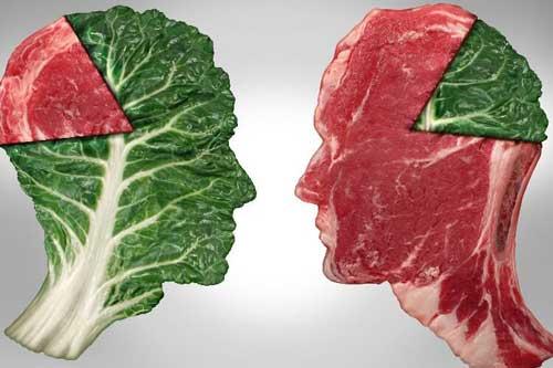 ۱۰ اتفاقی كه با نخوردن گوشت رخ میدهد
