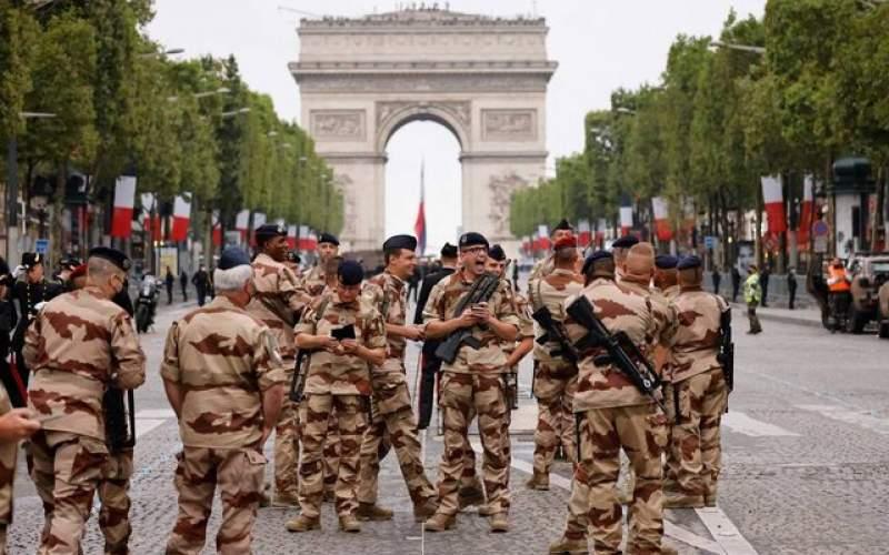 افزایش تاریخی در بودجه دفاعی ۲۰۲۲ فرانسه