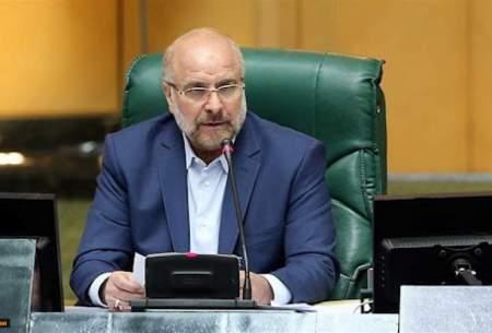 قالیباف: مدیریت ما کارنامه قابل قبولی ندارد