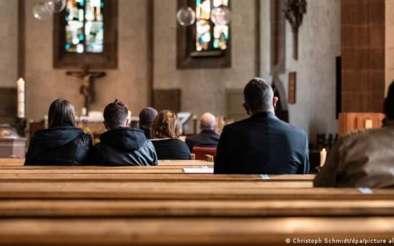 اکثریت آلمانیها مذهب را بیاهمیت میدانند