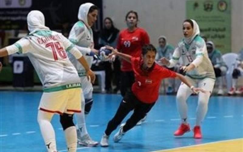 ایران از صعود به فینال هندبال بانوان آسیا بازماند