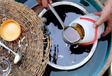 """تولید سنتی شیره انگور در روستای بهارستان  <img src=""""https://cdn.baharnews.ir/images/picture_icon.gif"""" width=""""16"""" height=""""13"""" border=""""0"""" align=""""top"""">"""