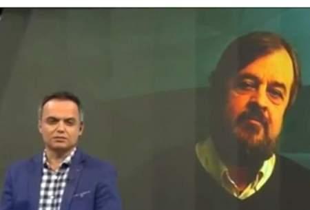 عادل یاد حمیدرضا صدر را در تلویزیون زنده کرد