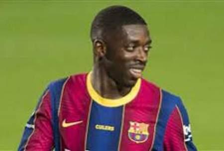 آغاز تلاشهای یونایتد برای جذب مهاجم بارسلونا