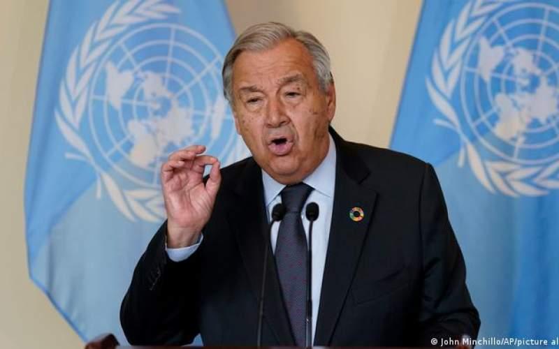 گوترش:جنگ با کره زمین باید متوقف شود