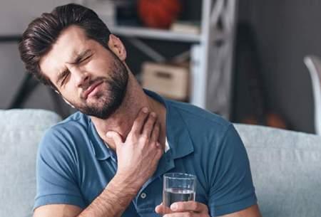 ۱۰روش درمانی برای گلو درد باید با آن آشنا شویم