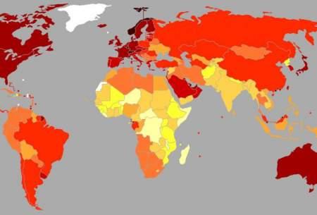 مردم ایران دارای پایینترین درآمد در منطقه