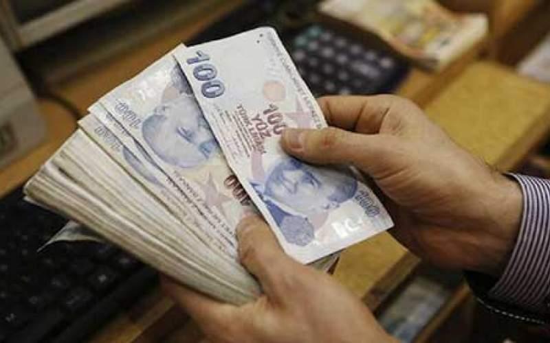 ارزشپول ملی ترکیه در کمترین سطح قرار گرفت