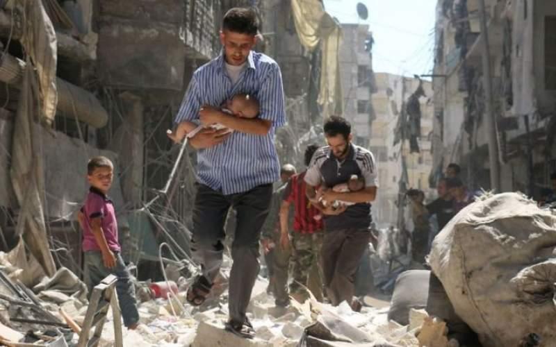۲۷ هزار کودک در زمان بحران  سوریه کشته شدند