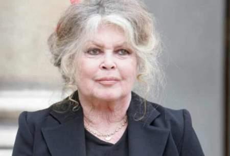 انتقاد بریژیت باردو از مراسم یادبود بلموندو