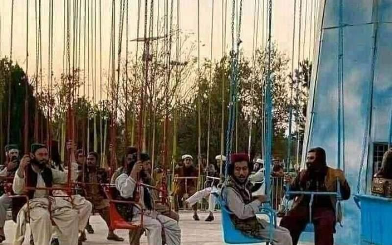 مزدوران طالبان انگار از قرون و اعصار گذشته پا به این دوران گذاشتهاند