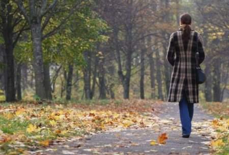 راههای پیشگیری از اضطراب و افسردگی  پاییز