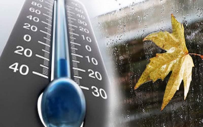کاهش دمای پایتخت تا ۷ درجه