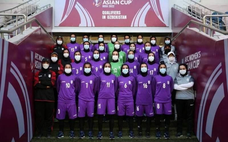 اعلام زمان بازگشت تیم ملی فوتبال بانوان