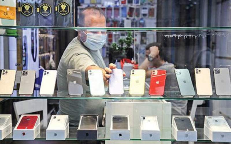قیمت های جالب گوشی اپل در بازار را ببینید