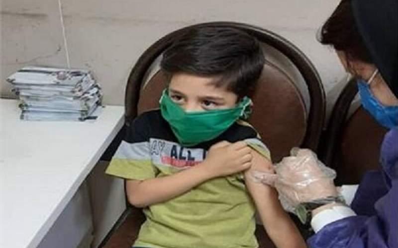 کودکان ۶ سال به بالا واکسینه میشوند