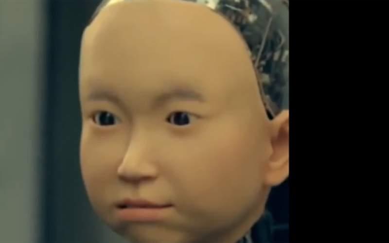 رباتی که قرار است همدم انسانهای تنها باشد