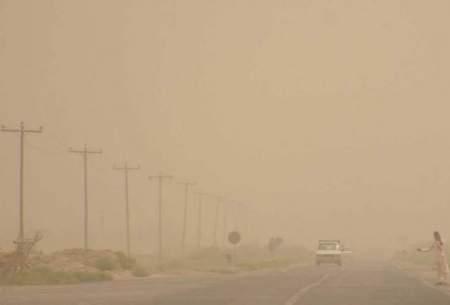 طوفانی با سرعت ۱۱۲ کیلومتر در ساعت زابل را فراگرفت