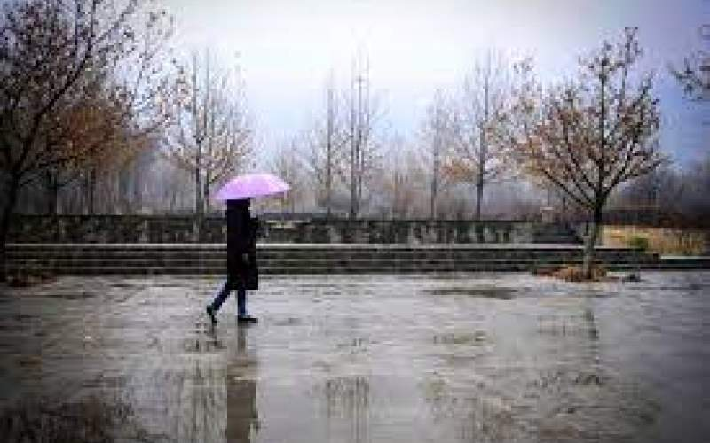 تداوم بارش باران در نوار شمالی کشور